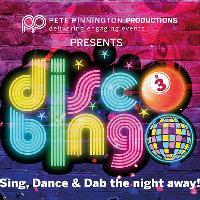 Disco Bingo Ellesmere Port! Sat 7th Dec