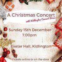A Christmas Concert with Kidlington Concert Brass