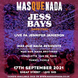Mas Que Nada - Jess Bays
