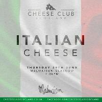 Cheese Club Scotland - Italian Cheese