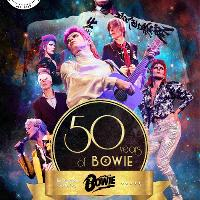 MK11 Presents: 50 Years of Bowie - Absolute Bowie