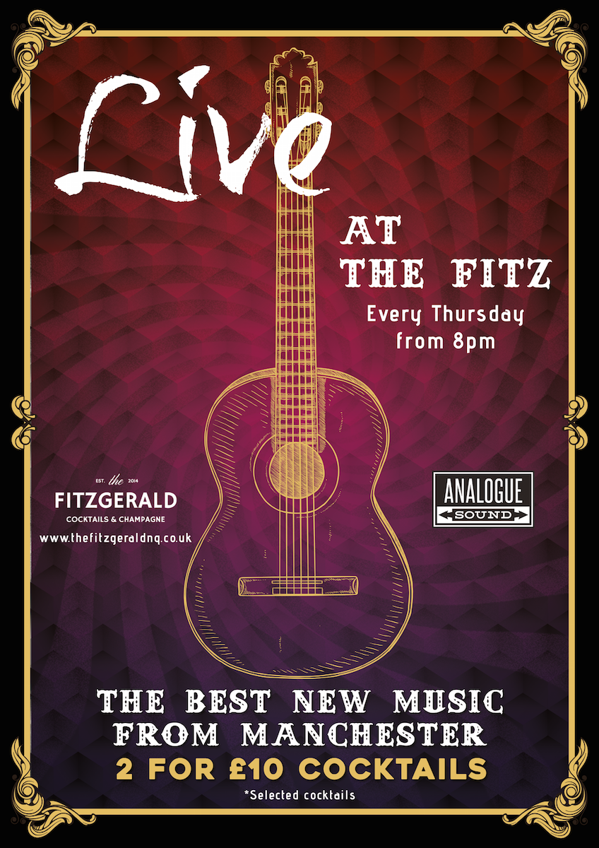 Live At The Fitz The Fitzgerald Manchester Thu 28th