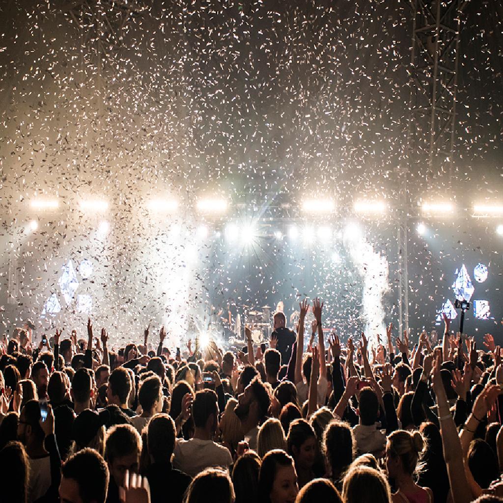 dance music festivals