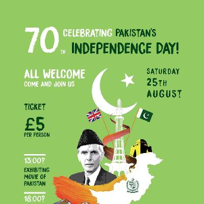 Pakistan Independence Day Celebrations | Nuffield Southampton