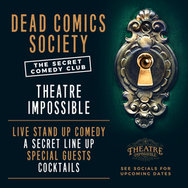 Dead Comics Society by Nodding Dog