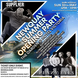 Newquay Summer Opening Party