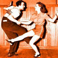 Jive, Lindy Hop & Swing Dance Party