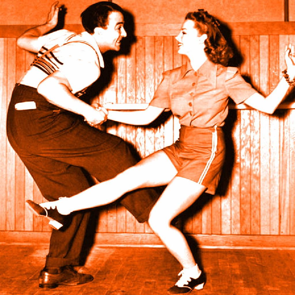 Jive Lindy Hop Amp Swing Dance Party Canberra Club