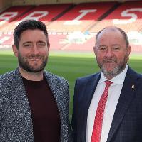 An Evening with Gary and Lee Johnson at Ashton Gate Stadium