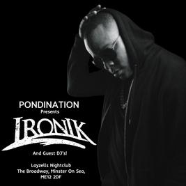 PONDINATION ft DJ Ironik