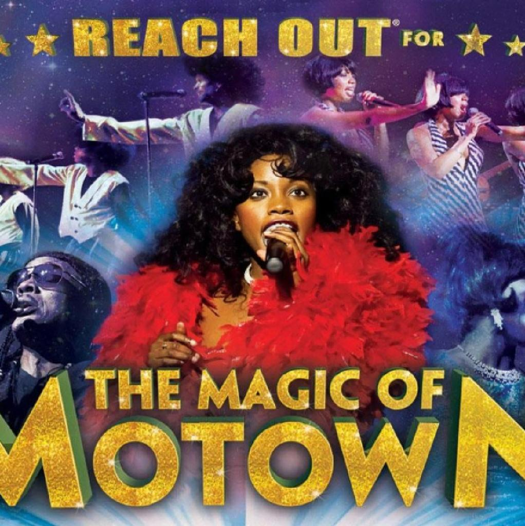 The Magic of Motown live show
