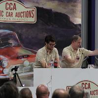 CCA Classic Car Auctions - 2nd June