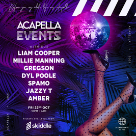 Acapella // The First Dance // North Shore // 22nd October