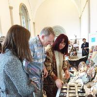 Brancepeth Castle Christmas Craft Fair 2017
