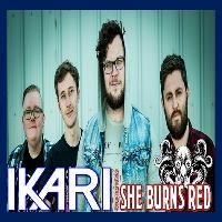 Ikari and She Burns Red