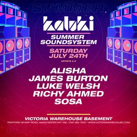 001 - Kaluki Summer Sound System