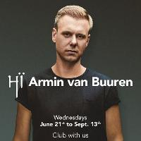 Armin van Buuren + Sunnery James & Ryan Marciano Closing Party