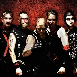 Rammlied - The UK's number 1 Rammstein tribute act in Reading
