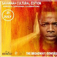 Savannah Cultural Edition 2018 with Zakes Bantwini