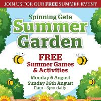 Spinning Gate Summer Garden