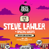 Social Avenue presents Warriors w/ Steve Lawler