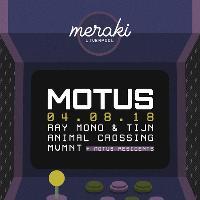 Motus Presents: TIJN & Ray Mono/FREE DAY & NIGHT PARTY