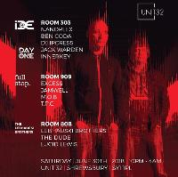 In@TheDeepEnd feat Nanoplex, Ben Coda, DJ Ipcress & Guests