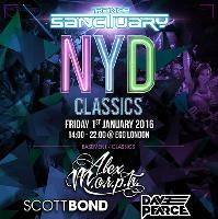 Trance Sanctuary NYD - Classics