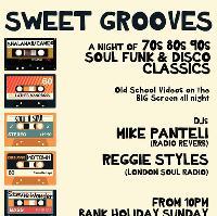 Sweet Grooves - A FREE Night of Soul Funk & Disco Classics