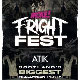 BROKE! Fright Fest Halloween 2021