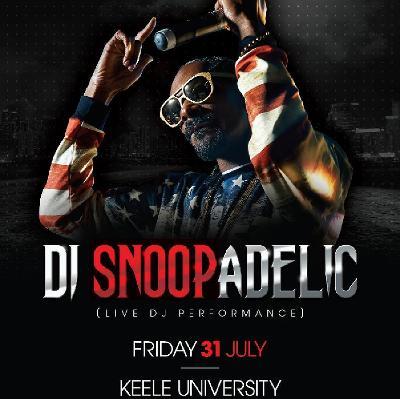 The Move Presents: DJ Snoopadelic! (Live DJ Performance)