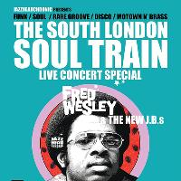 The South London Soul Train Live Special w/Fred Wesley Pt1