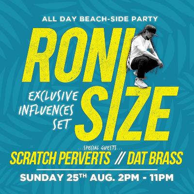 Music First presents: Roni Size, Scratch Perverts & Dat Brass