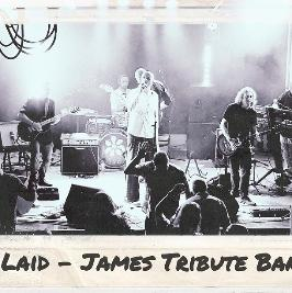 Laid - James Tribute | The Garrison Barnsley  | Sat 30th January 2021 Lineup