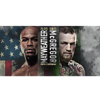 Floyd Mayweather Jr. vs. Conor McGregor LIVE SCREENING