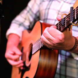 Online Music Club presents Steve Warner