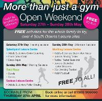FIT4 More than just a gym open weekend