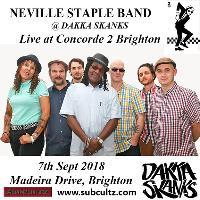 Neville Staple Band and Dakka Skanks - Brighton Concorde 2