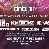 DNBCity - New Years Eve (16+)