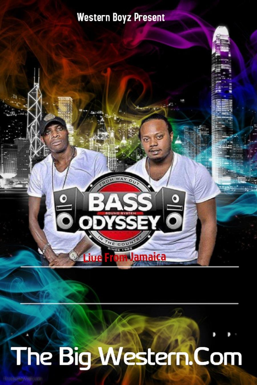 Bass Odyssey Live From Jamaica!!!!! at The Big Western ...