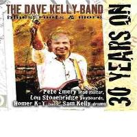 The Dave Kelly Band (Blues Band) Live