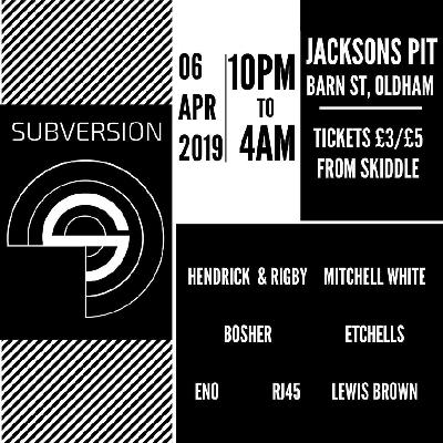 Subversion April 6th