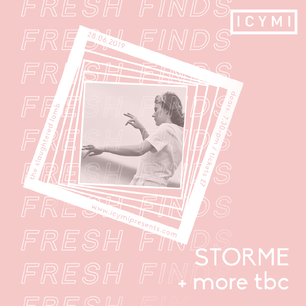 Fresh Finds x Storme
