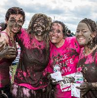 Leeds Pretty Muddy 5k 2018