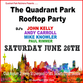 The Quadrant Park Rooftop Party