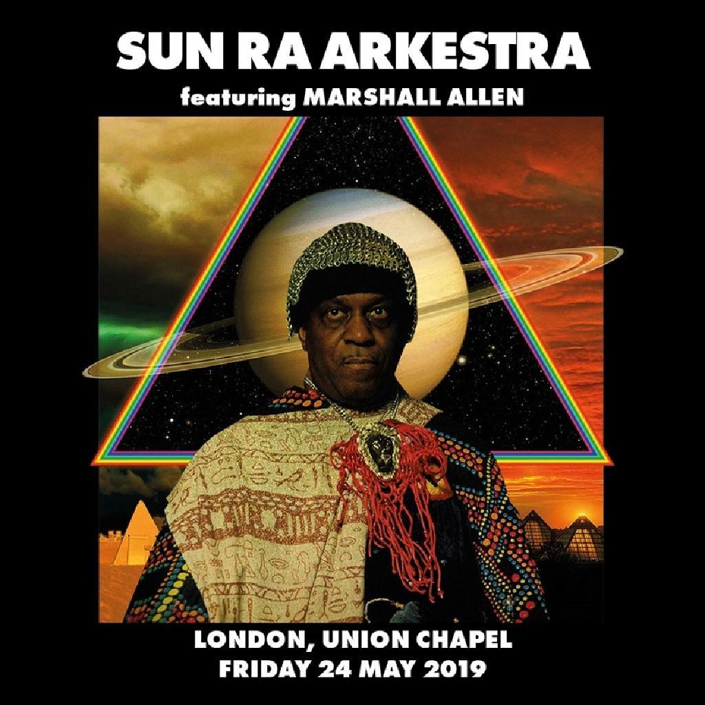 Sun Ra Arkestra feat. Marshall Allen