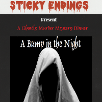 Murder Mystery Meal - A Bump in the night