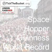 Space Hopper Challenge: let's smash the Guinness World Record!