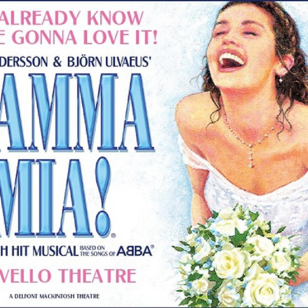 Mamma Mia Musical 2021