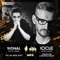 Overflow x Central Beatz : Icicle & Signal + more